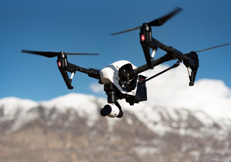 Introducing The Fully Integrated Drone Mapping Experience