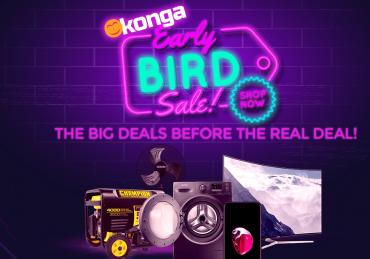 Early Bird Sale 2018