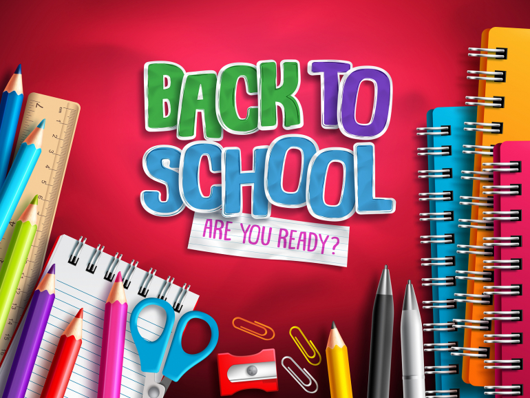 """TOP 5 """"BACK TO SCHOOL"""" ESSENTIALS"""