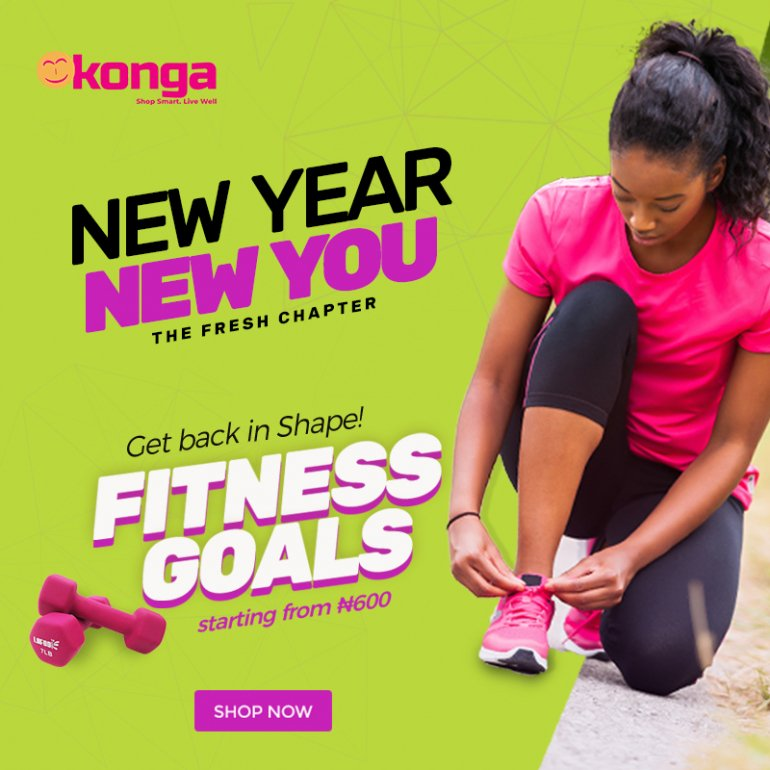 NEW YEAR; FIT YOU