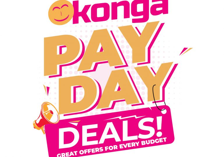 KONGA'S Pay Day Deals