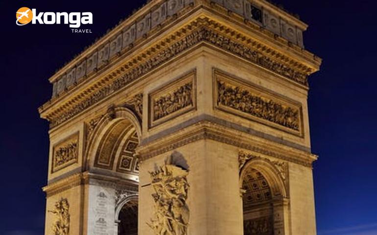 The Wonders Of Paris