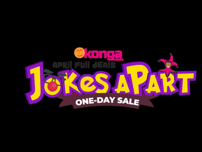 KONGA's Jokes Apart Deals