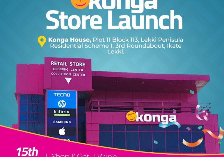 New Store Opening : Lekki