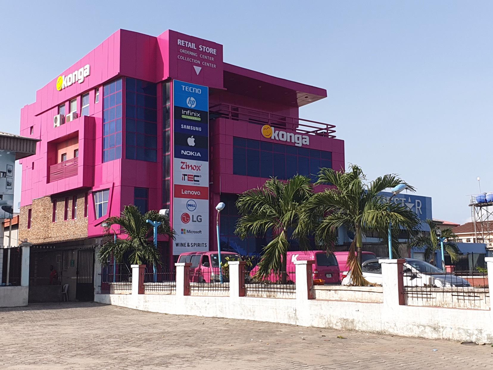 New Store Opening : Lekki - KONGA Kulture