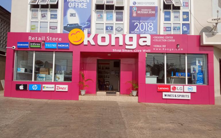 Konga Store Launch- Ibadan