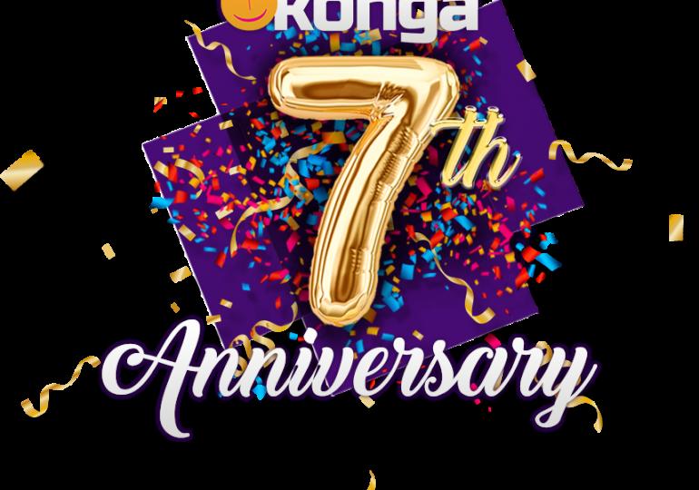 Konga Anniversary HOT Deals