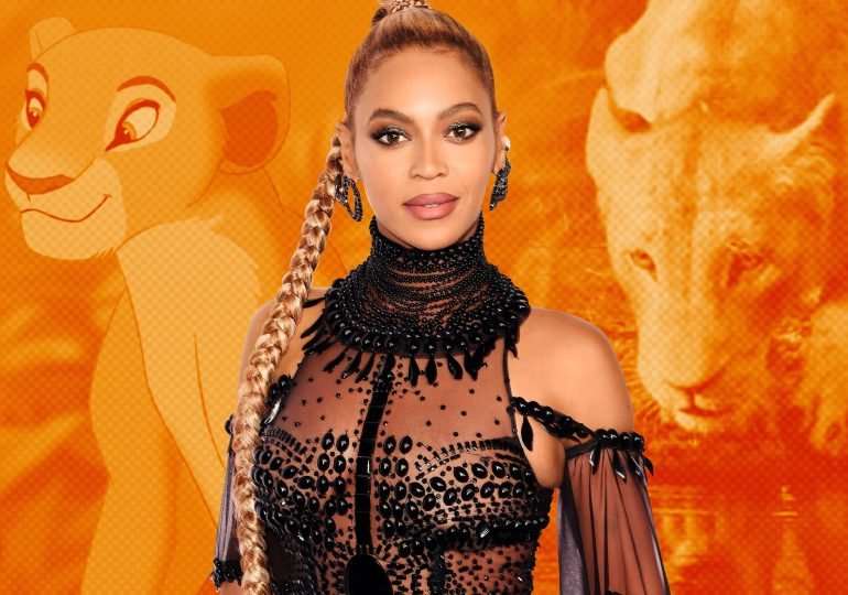 How the Stars Stepped Out For The Lion King Premiere