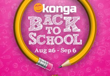 Konga 2019 Back to School Sale is LIVE!