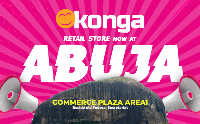 Abuja Store Launch is HERE