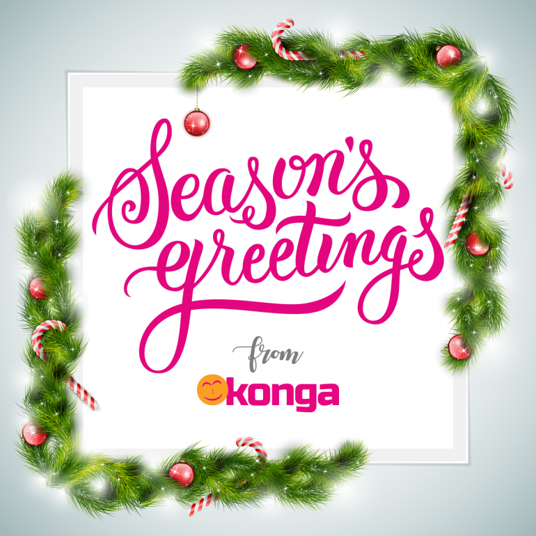 Season's Greetings to You and Yours!