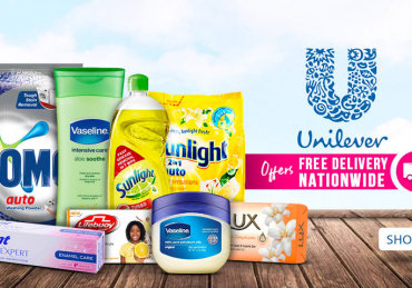Konga Partners with Unilever To offer household products and free Delivery
