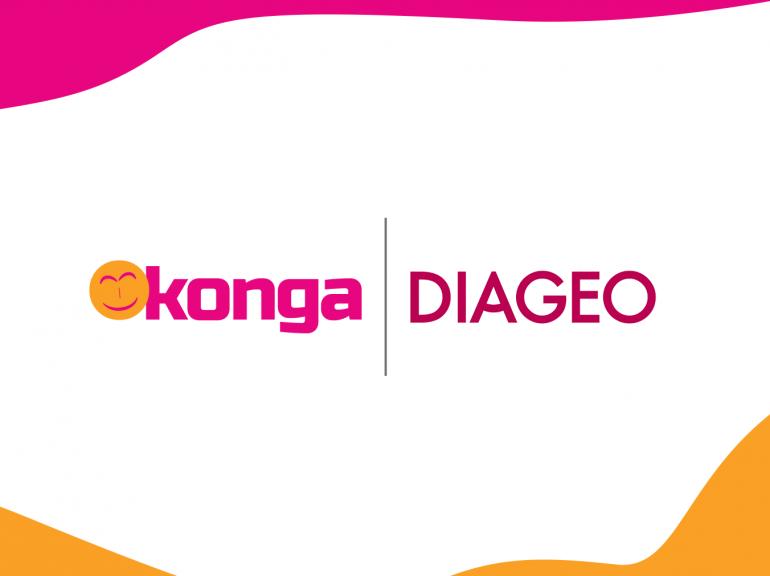 Konga Announces Partnership with Diageo