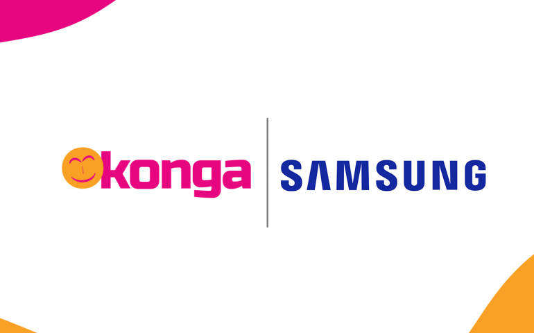 Konga Strikes Partnership Deal With Samsung