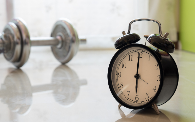 What time is Best for a Workout: Morning or Evening?
