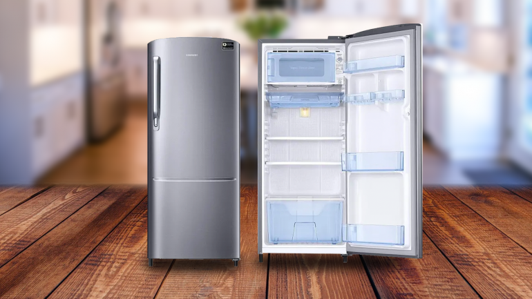 3 Reasons To Buy The Stylish Single-Door Refrigerator with Digital Inverter