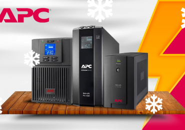 12 Days Of Christmas : Day 9 is For APC