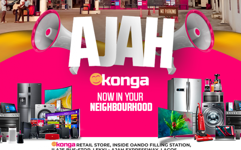 All Roads Lead To Ajah: Your Neighborhood Retail Store Is Live!
