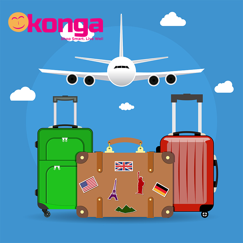 5 Helpful Tips While You Travel - KONGA Kulture