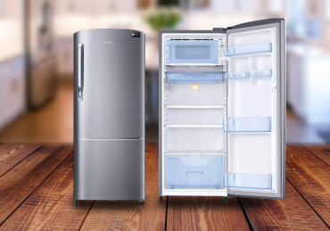 3 Reasons To Buy The Stylish Single-Door Refrigerator with Digital Inverter