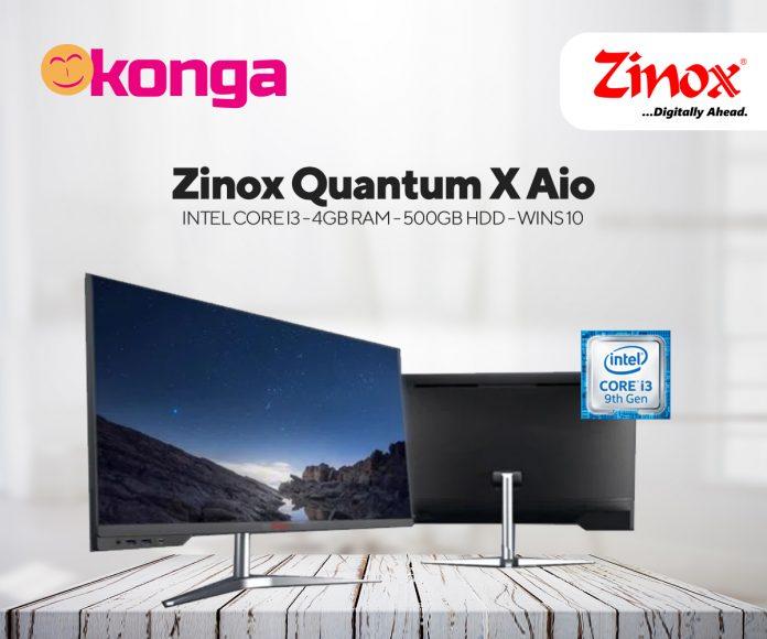 Zinox Quantum AIO Monitor