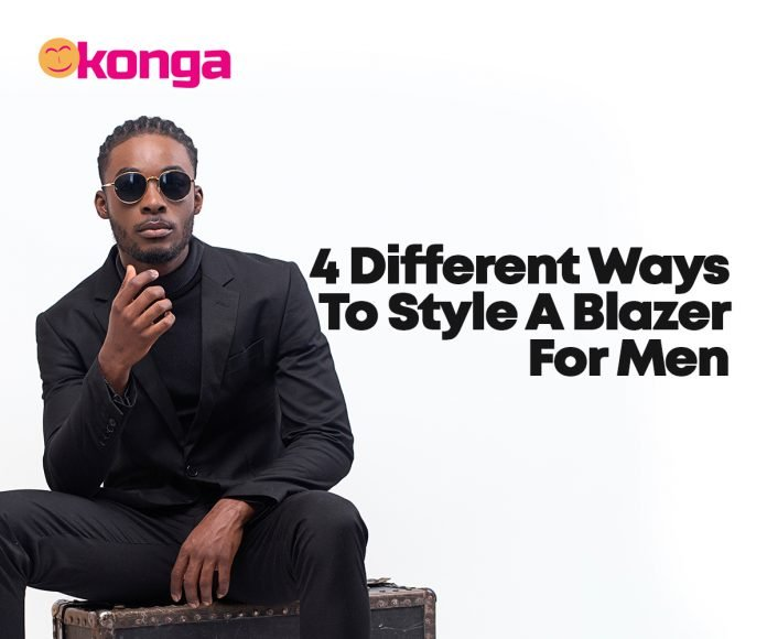 4 Different Ways To Style A Blazer For Men