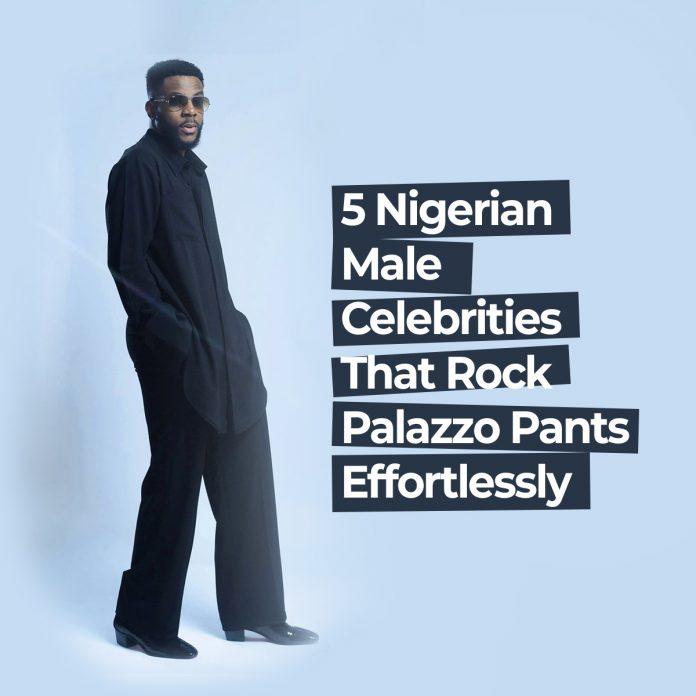 5 Male Celebrities That Rock Palazzo Pants Effortlessly