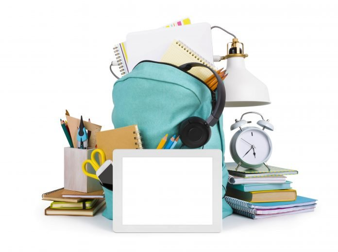 School Essentials For Every Student Going Back To School